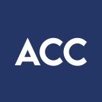 ACC Stock Logo