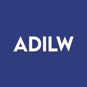 Stock ADILW logo