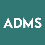Stock ADMS logo