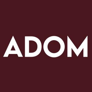 Stock ADOM logo
