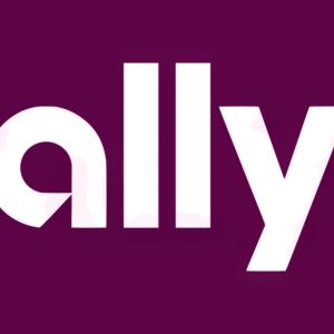 Stock ALLY logo