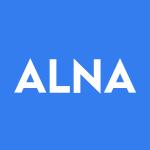 Stock ALNA logo