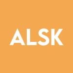 Stock ALSK logo