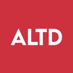 Stock ALTD logo