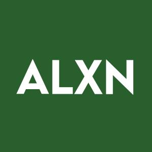 Stock ALXN logo