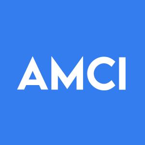 Stock AMCI logo