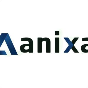 Stock ANIX logo