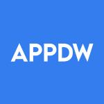 Stock APPDW logo