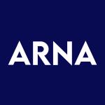ARNA Stock Logo