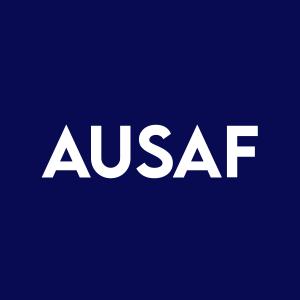 Stock AUSAF logo