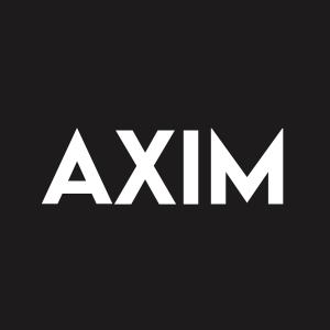 Stock AXIM logo