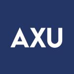 Stock AXU logo