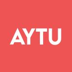 Stock AYTU logo