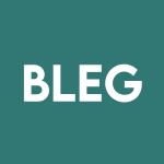 Stock BLEG logo