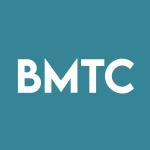 Stock BMTC logo