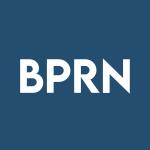 Stock BPRN logo