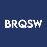 Stock BRQSW logo