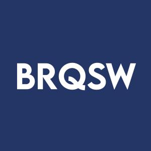 BRQSW Stock Logo