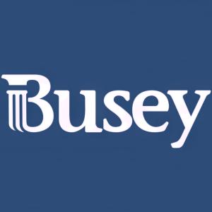 Stock BUSE logo