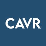 CAVR Stock Logo