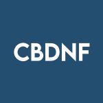 CBDNF Stock Logo