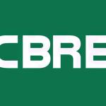Stock CBRE logo