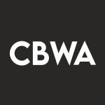 Stock CBWA logo