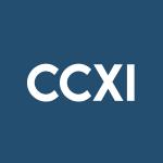 CCXI Stock Logo