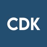 CDK Stock Logo