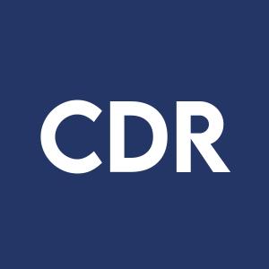 Stock CDR logo