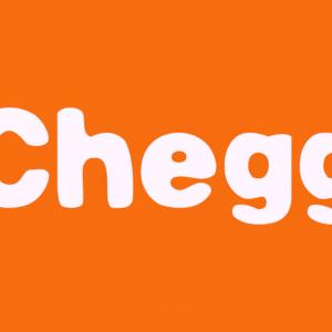Stock CHGG logo