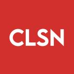 Stock CLSN logo