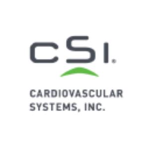 Stock CSII logo