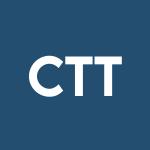Stock CTT logo