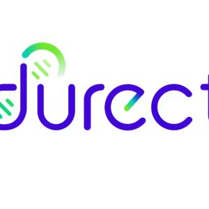 Stock DRRX logo