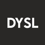 Stock DYSL logo