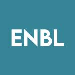 Stock ENBL logo