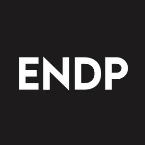 Stock ENDP logo