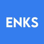 Stock ENKS logo