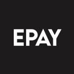 Stock EPAY logo