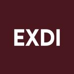 EXDI Stock Logo
