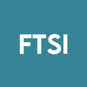 Stock FTSI logo