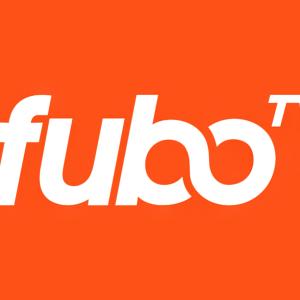 Stock FUBO logo