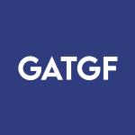 Stock GATGF logo