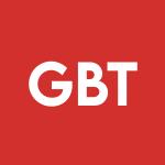 Stock GBT logo