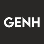 Stock GENH logo
