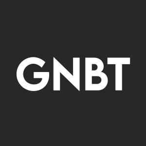 Stock GNBT logo