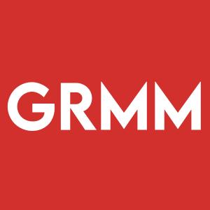 Stock GRMM logo