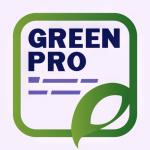GRNQ Stock Logo