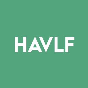Stock HAVLF logo